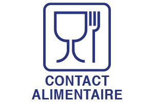 Produit contact alimentaire
