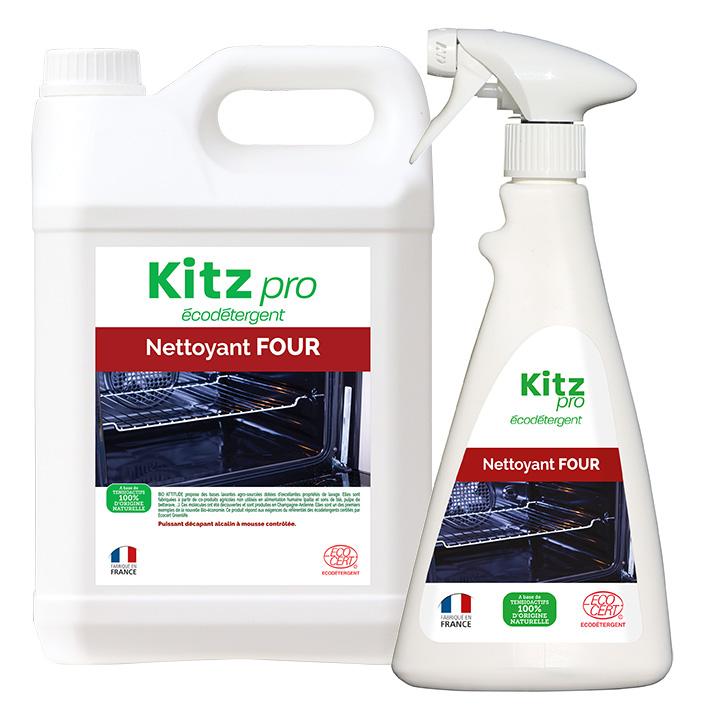 Nettoyant Four - Nettoyants écologiques puissants pour l'entretien des locaux professionnels et de la maison.