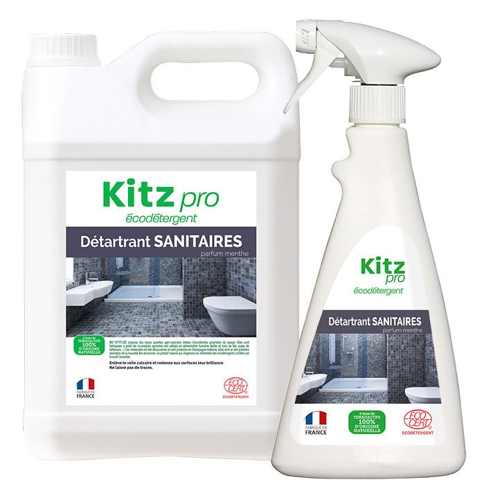 Détartrant Sanitaire - Nettoyants écologiques puissants pour l'entretien des locaux professionnels et de la maison.